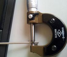 precision capillary pipe