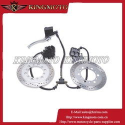 OEM high quality motorcycle parts motorcycle brake disk wholesale brake pads china motorcycle , front brake disks for motorcycle