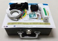 Portable iriscope Eye test machine