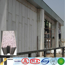 materials used building partition walls precast sandwich panel second hand for wall