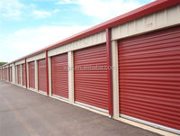 High Quality Prefab Low Cost Light Steel Garage Building Kit