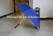 Convert handle Led Umbrella