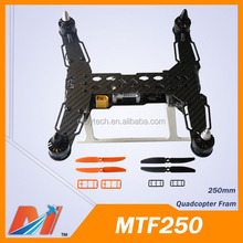 Maytech rc carbon firber 250mm quad frame for quad kits