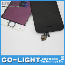 cell phone original lcd for iphone 5, for iphone 5 screen assembly with fast delivery