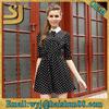 modest elegant plus size fashion causual latest design ladies dress