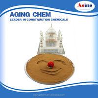 Sodium lignosulfonate ceramic body enhancer