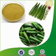 Factory supply Natural & Pure Abelmoschus esculentus L.Moench, sexual wellness Okra Extract, Polysaccharide