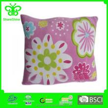 Popular beautiful Flower Print Cushion