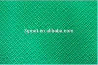 Anti Fatigue PVC Car Floor Mat, Vinyl Bus Flooring Mat