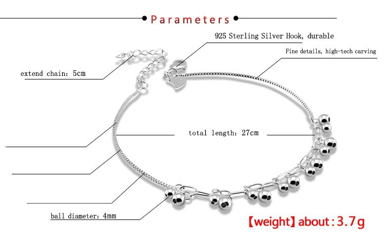 Beautiful woman 925 silver chains, solid silver jewelry, contracted snake chain, summer accessories, chains, free shipping