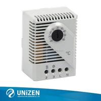 Small compact electronic temperature limiter thermostat FZK-011 Unizen