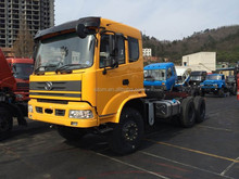 Tri-ring 6x4 cargo truck with T260 cabin and Yuchai engine