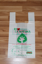 Hot Sale 100% compostable&100% corn starch bag