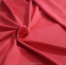 Soft Strech Spandex Polyester Knit Fabric For Garment