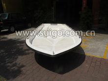 5.2M Fiberglass Motor Boat (10person seats)5.2meter long fiberglass motor boat/ fiberglass