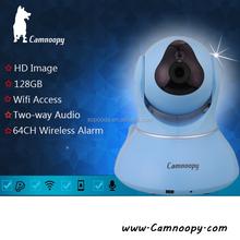 Digital Camera Type and ONVIF pan&tilt 1.0megapixel network wireless p2p ip camera