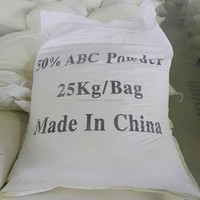 ABC dry chemical powder/DCP in fire extinguisher/Fire safety