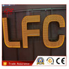 led backlit good look decorative letters