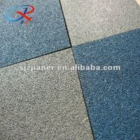 Rubber Flooring for outdoor sports courts