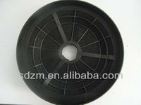 Charcoal filter for cooker hood