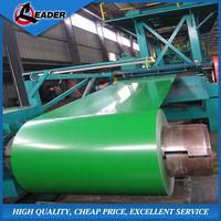 RAL standard PPGI/PPGL coil and sheet used to prefabricated houses
