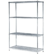 High Quality Chrome Plate Metal Wire Shelf ,can be customized