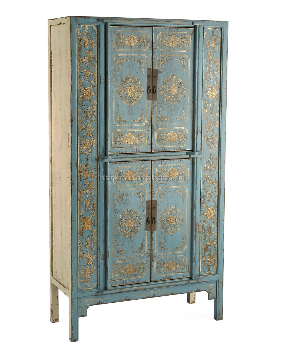 antique original fran ais shabby chic armoire style. Black Bedroom Furniture Sets. Home Design Ideas