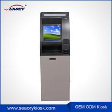 15 inch payment terminal / bill payment kiosk / touch screen kiosk