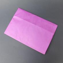 de regalo de papel de embalaje de papel de color 75 gsm ropa de paquete