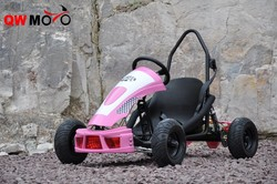 2015 NEW DESIGN 49cc Mini Racing Go Kart with Electric Start for Kids CE