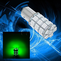 Disco lighting 30SMD SMD 1156 1157 5050 Auto lamp led strobe light Green HOT Sale Manufacture
