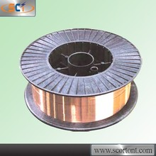 AWS 5.18 ER70S-6 0.8mm/0.9mm/1.0mm/1.2mm Co2 gas-shielded Solid easy grind welding wire 5-20kgs