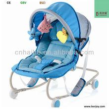 2013 high quality baby doll rocker chair ,baby love rocker carrier