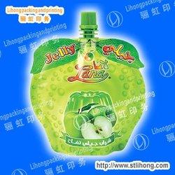 Green Apple Flavor Beverage Packaging