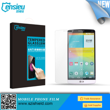 original mobile phone made in china 9H hardness tempered glass screen protector for LG G3