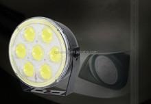 Led Fog Light Fog Lamps Projector 7 Cob Led Halo Ring Led Projector Fog Lamp