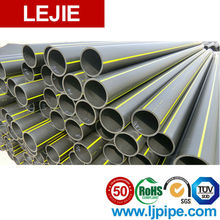 China Resources Gas adapted PE100 Yellow Gas Pipe