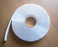 single side Aluminum Foil butyl rubber Tape for South-east asia market