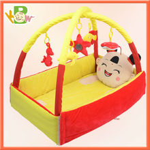 NEW INFANT Pop-up FOLDING PORTABLE BABY COT BED FOR TRAVEL/HOME