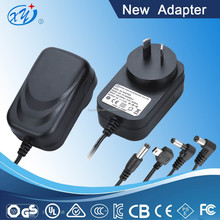 12v 2000ma adapter with UL cUL CE GS BS SAA C-Tick PSE KC certification power adapter