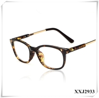 2015 new glasses Campus wind restoring ancient ways metal mirror glasses legs reading glasses