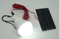 1W solar panel DC 5v 12led lighting portable solar home kit lighting