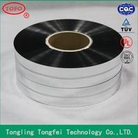 3.8um 4um 5um 6um 7um 8um 9um 10um 12um Al Zn Metallized Polypropylene Capacitor MPP Film Factory