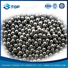 Experienced manufacturer tungsten carbide ball for oil pumps with extreme hardness with hard highness top quality