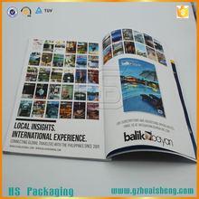 China Factory OEM design magazine printing