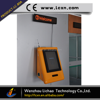Smart Electronic queuing management machine