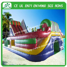 Slides inflatable combo games, house jumping games, slide bouncy combo