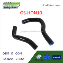 Silicone radiator hose for Suzuki new Swift 1.3 G13 83- 2 pcs