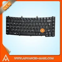 Replace UK Black Laptop Keyboard For Acer 2490 Series MP-05016GB-698 PK13ZKD0A00 1D065100436M,Good Quality & Best Value !~