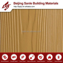 Exterior fiber cement siding board/wall panel